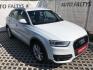 Audi Q3 2,0TDI 130KW QATTRO ČR.