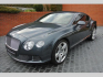 Bentley Continental GT 6,0 V12 423kW, NAIM SYSTEM,ACC