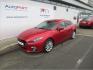 Mazda 3 2,0 i AT Revolution Top KŮŽE