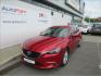 Mazda 6 2,2 D Attraction MRTVÝ úhel