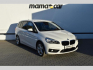 BMW Řada 2 218i GRAN TOURER NAVI ČR 1.MA